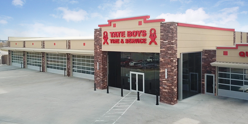 Tate Boys Tire Service Catoosa