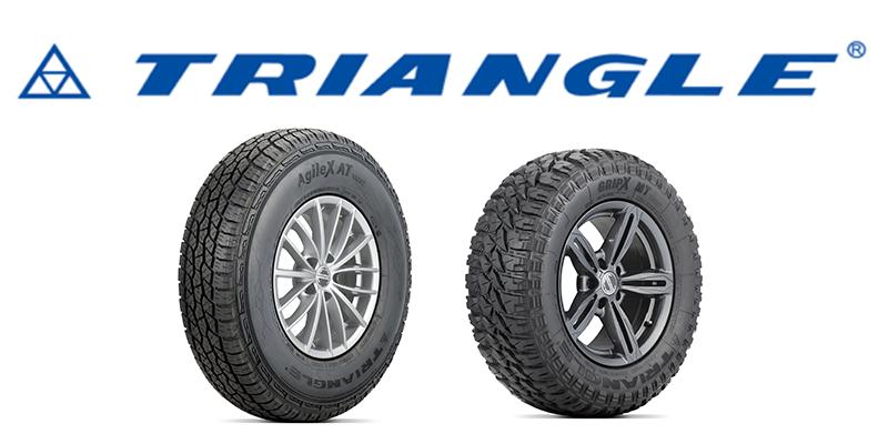 Triangle Tire SEMA 2018