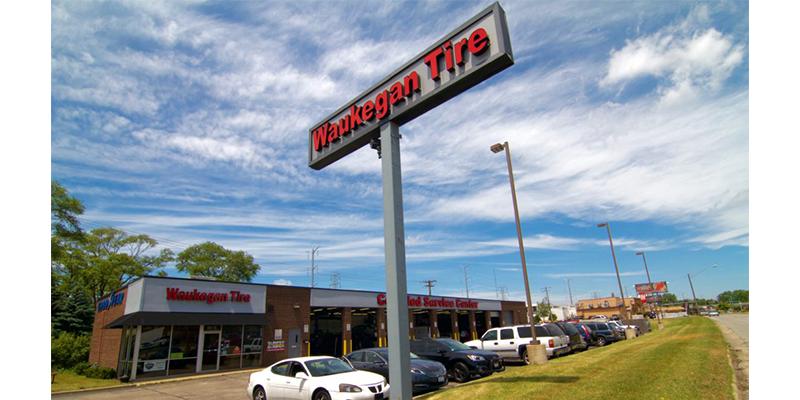 Waukegan Tire store