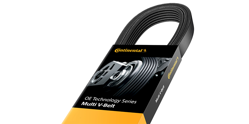 Continental drive train belt