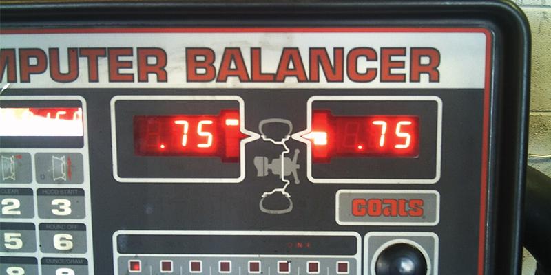 Computer balancer photo 1