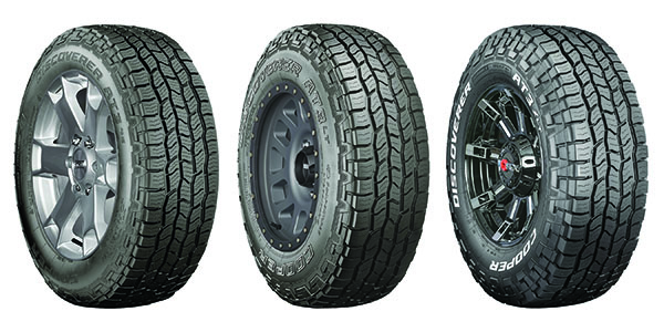 Cooper Tires Review >> Cooper Tire Wins Global Design Awards For Discoverer At3