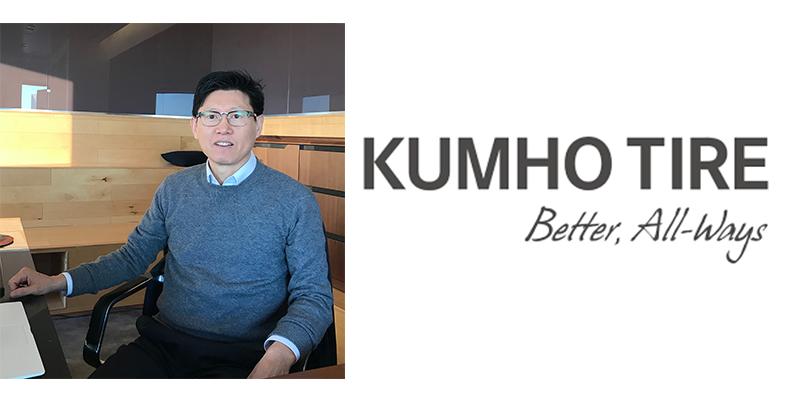 Kumho Tire Samuel Choi New USA CEO