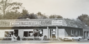 Norm's tire store Norman Southergill