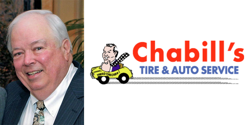 Charley Gowland Chabill's Tire dies