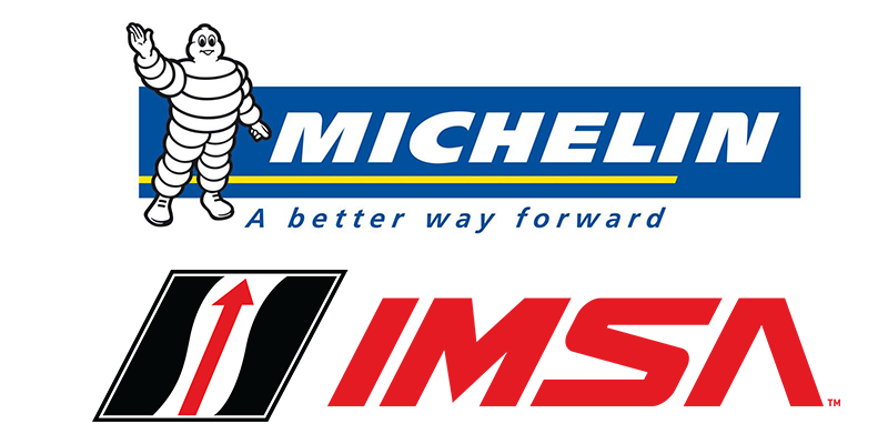 Michelin tire IMSA races