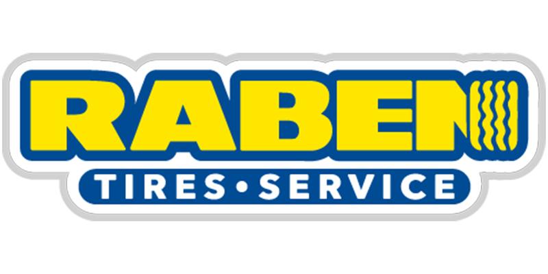 Raben Tire logo