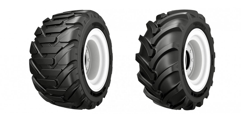 Alliance Tire CTL forestry tires