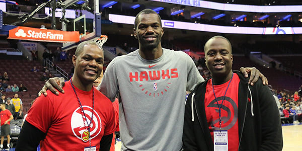 Kumho Tire Atlanta Hawks Big Brothers Big Sisters