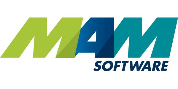 MAM software logo