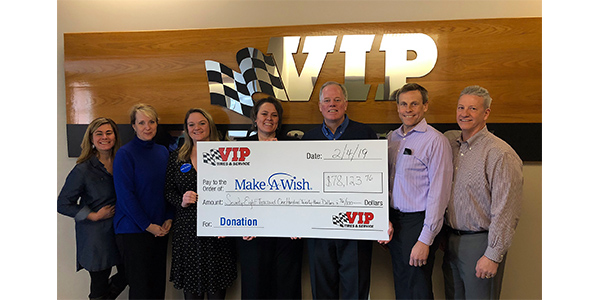 makeawish-VIP-Tires service 2019