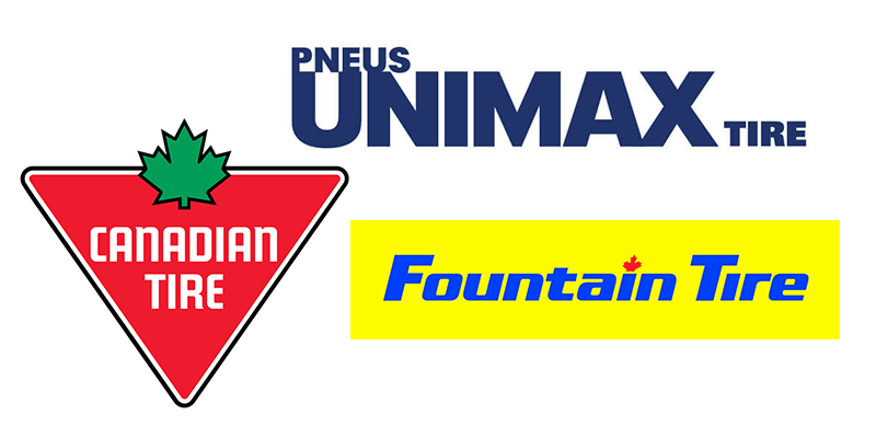 Canadian Tire Fountain Tire Pneus Unimax Tire Canadian Best Managed