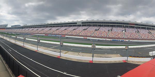 Charlotte Motor Speedway Pano