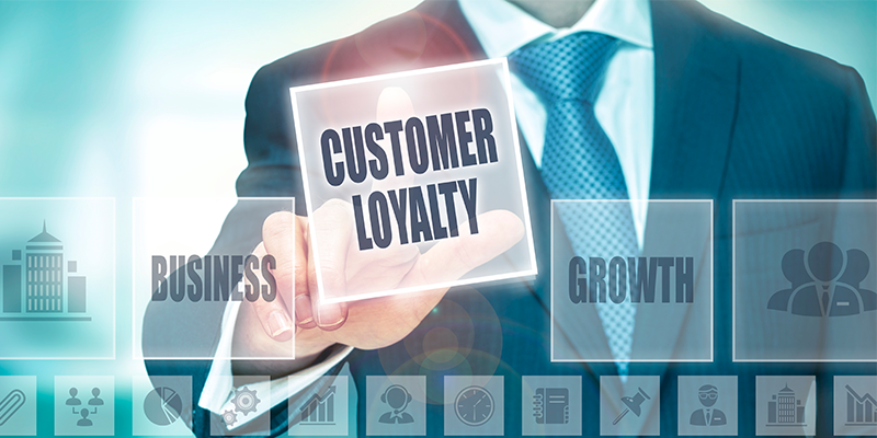 Customer Loyalty Steve Ferrante