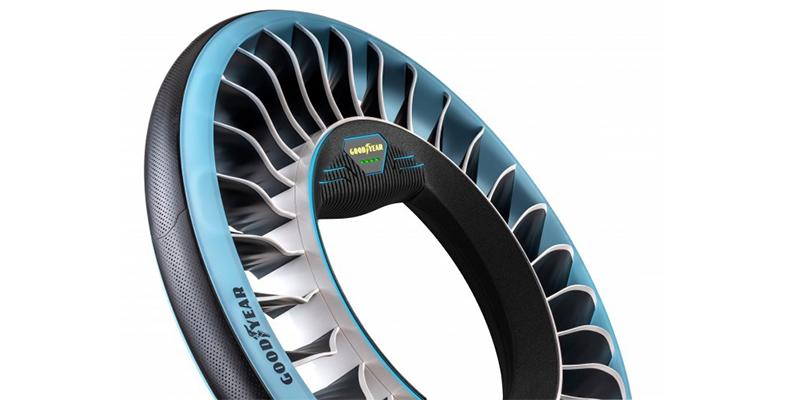 Goodyear AERO concept tire