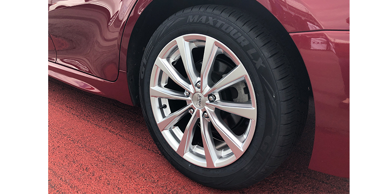 Maxtour LX GT Radial Tire Launch