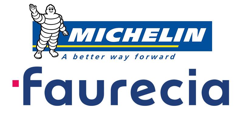 Michelin Faurencia joint venture hydrogren
