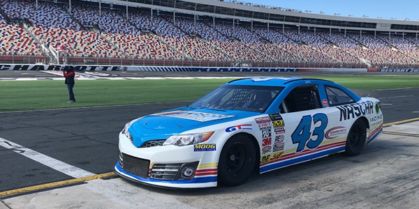 NASCAR experience