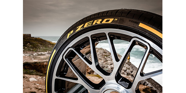 Pirelli P Zero Tire Named Best Sporting According To German Magazine Auto Bild
