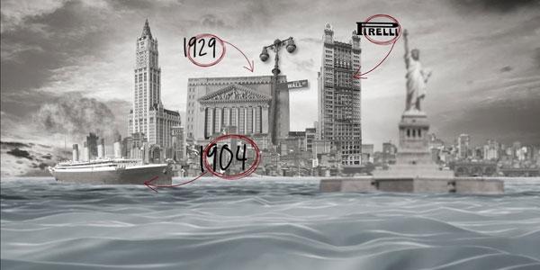 Pirelli-History