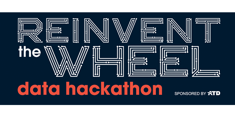 Reinvent the wheel hackathon ATD