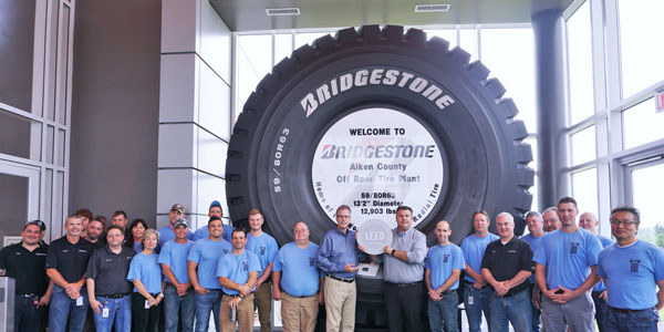 Bridgestone-LEED-Green-Building