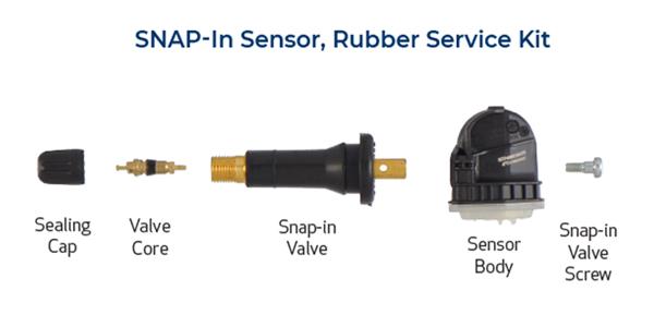 Snap-In-Sensor
