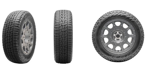 Falken Tires Review >> Falken Introduces First All Terrain Tire For Crossovers The