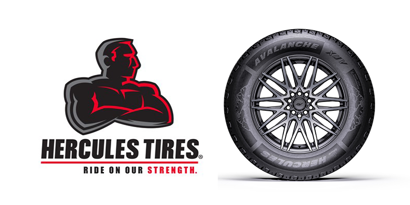Hercules Tire Avalanche XUV