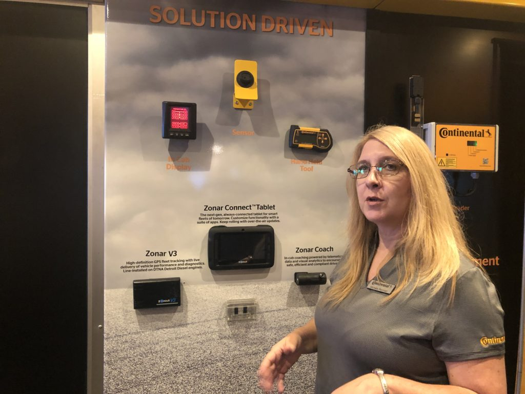 Continental Tire Monitoring Solutions Michelle Reinhart