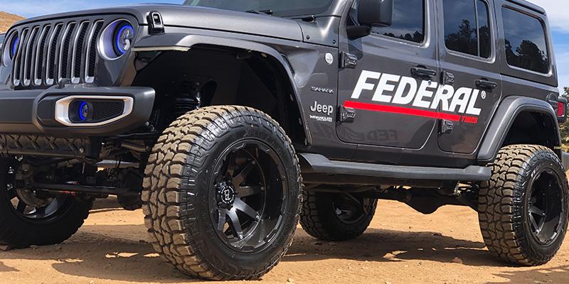 Federal Tire Xplora R/T