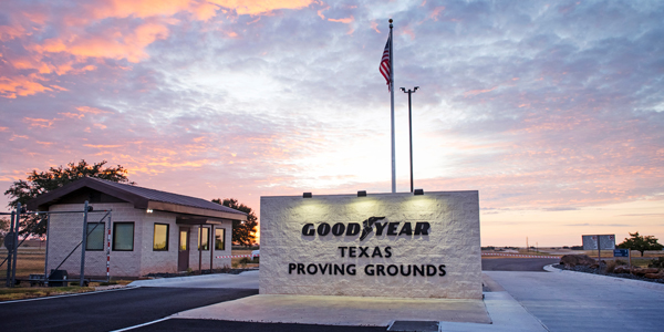 Goodyear-Proving-Grounds-PG-entrance-sign