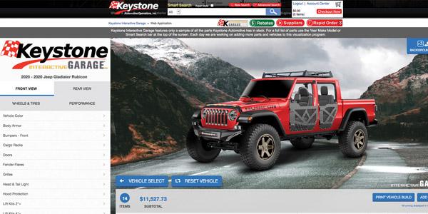 Keystone-Interactive-Garage-Integration