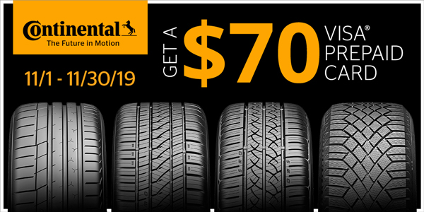 Continental-November-Tire-Promotion