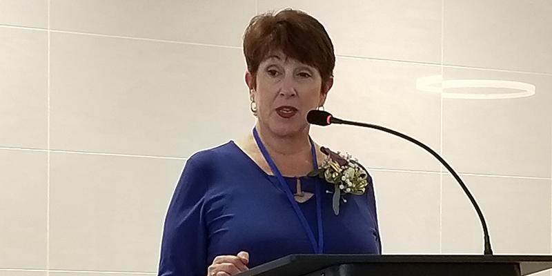 Richfield Mayor Bobbie Beshara