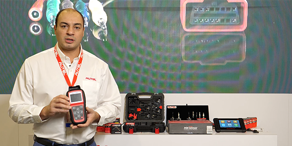 Autel TPMS Sensors and Tools AAPEX 2019