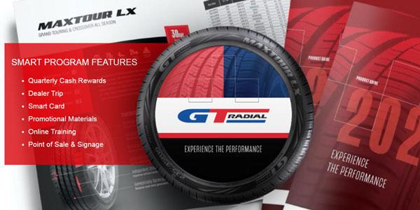 GT-Radial-Smart-Program