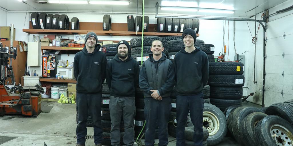 Newbury Tire K&M Tire 1400x700