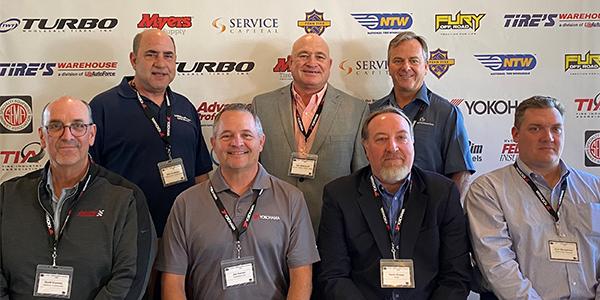 California Tire dealers association 2020 luncheon