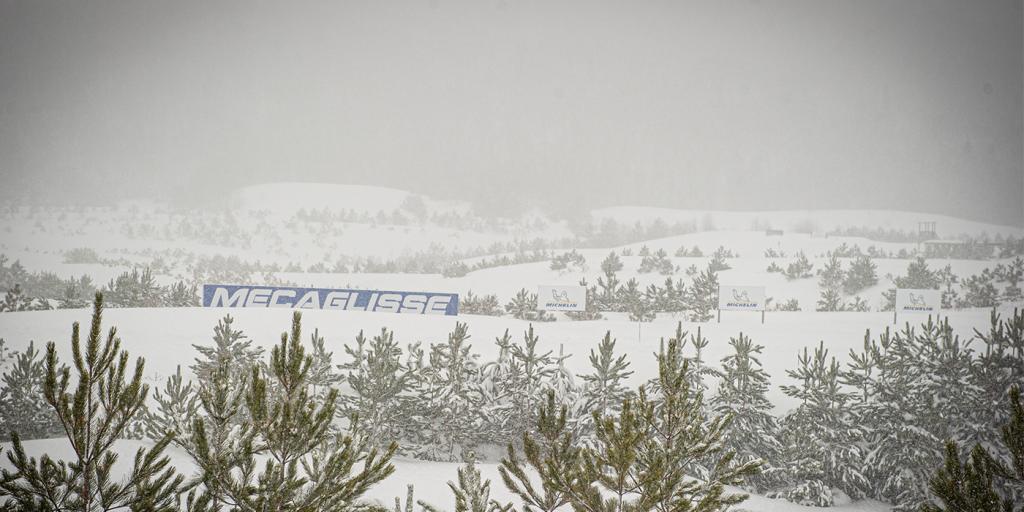 Circuit Mecgalisse Michelin X-Ice Snow