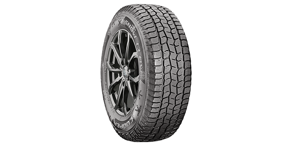 Cooper Tire Discoverer Snow Claw winter tire pickups suvs