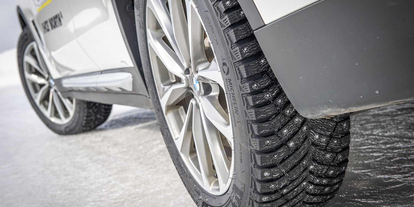 Michelin X Ice North 4 studded tireCanada