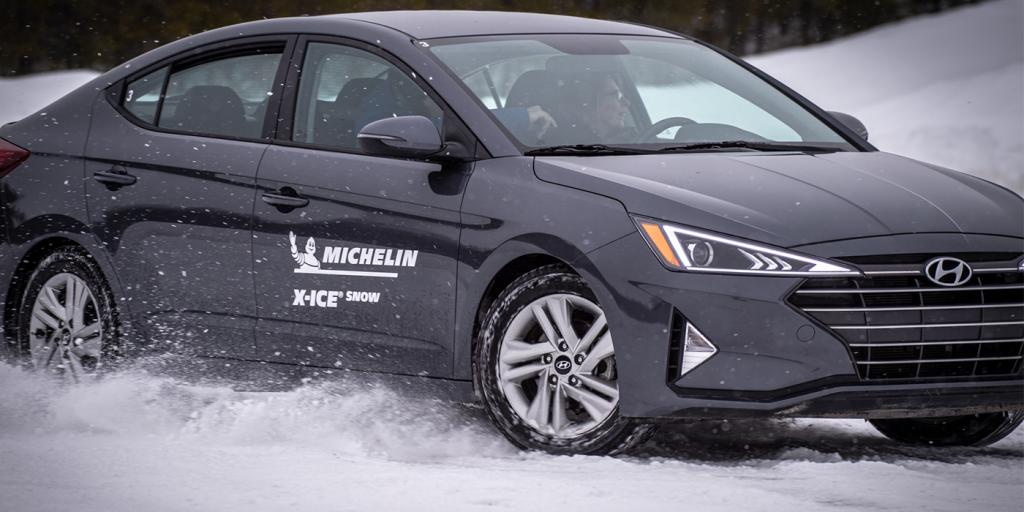 Michelin X Ice Snow Hyundai Elantra
