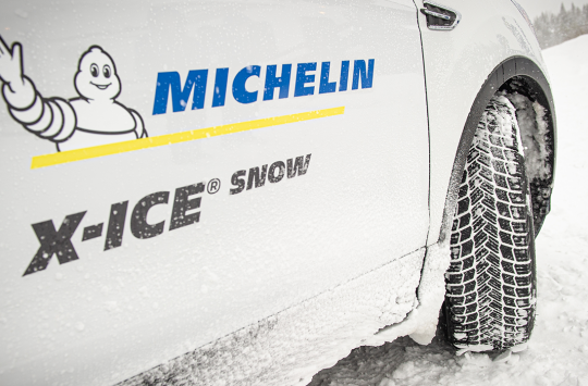 Michelin X Ice Snow Ford Escape