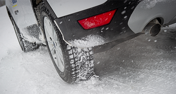 Michelin X Ice Snow tread