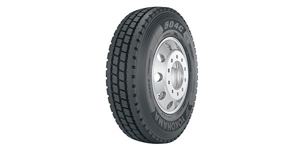 yokohama 504c commercial tire