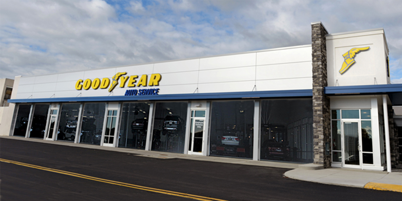 Goodyear store example