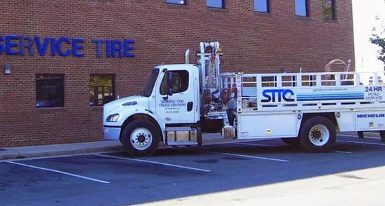 Service-Tire-Truck-Centers