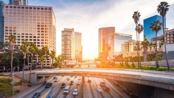 California-Traffic