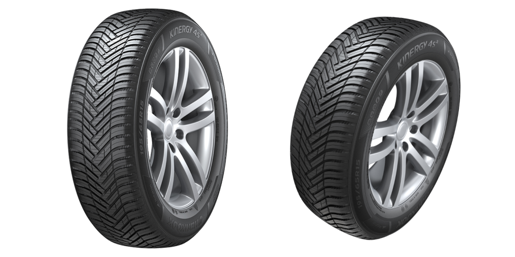 Kinergy 4S2 Hankook Tire all-weather